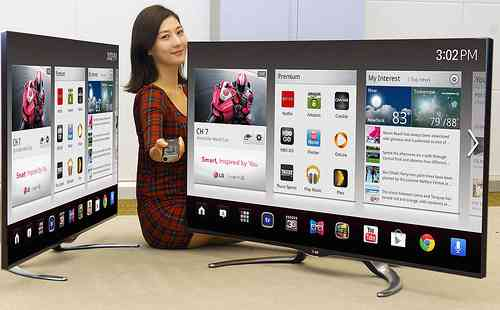 Android TV-LG