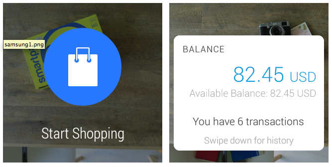 PayPal - Android Wear