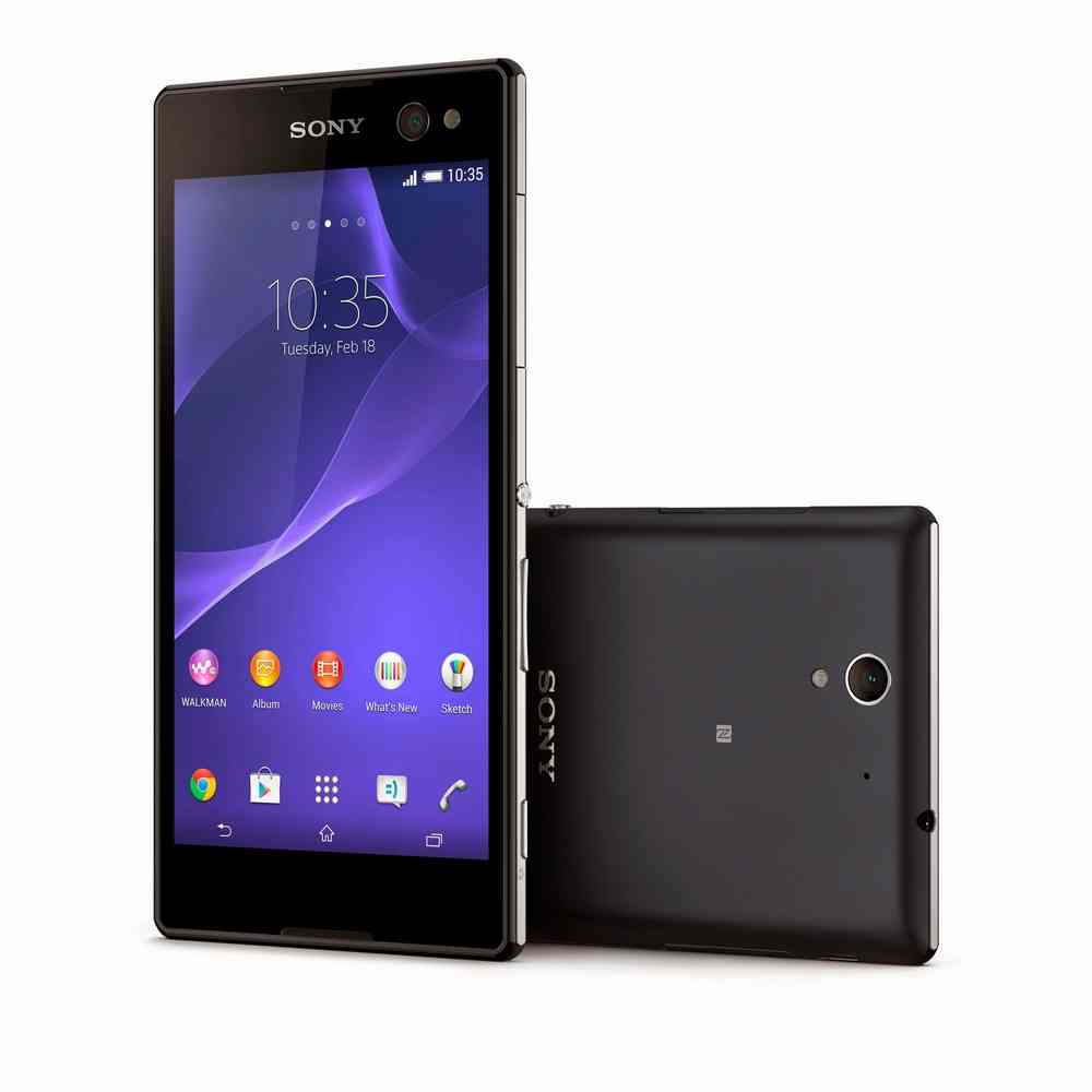 Sony Xperia C3 Black
