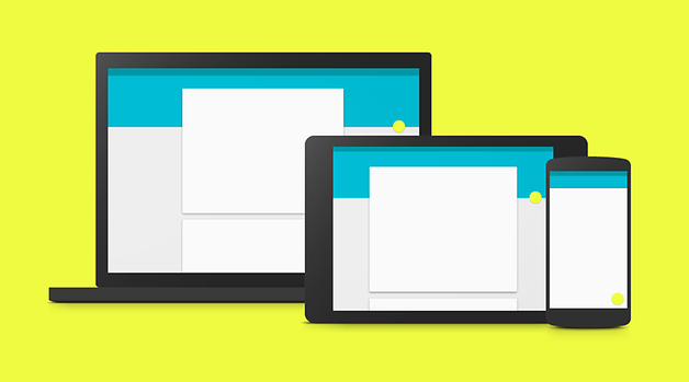 Android L - Material Design