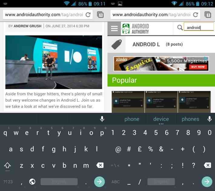 AndroidLKeyboard