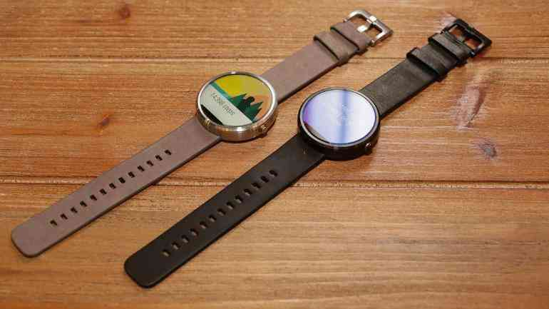Apple Watch и Moto 360