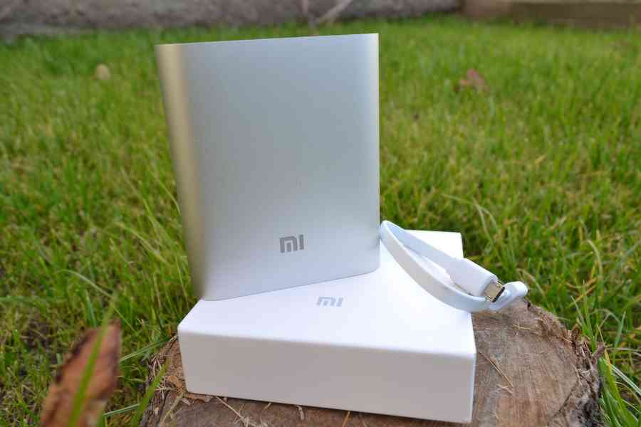 Xiaomi Power Bank 10400 мАч