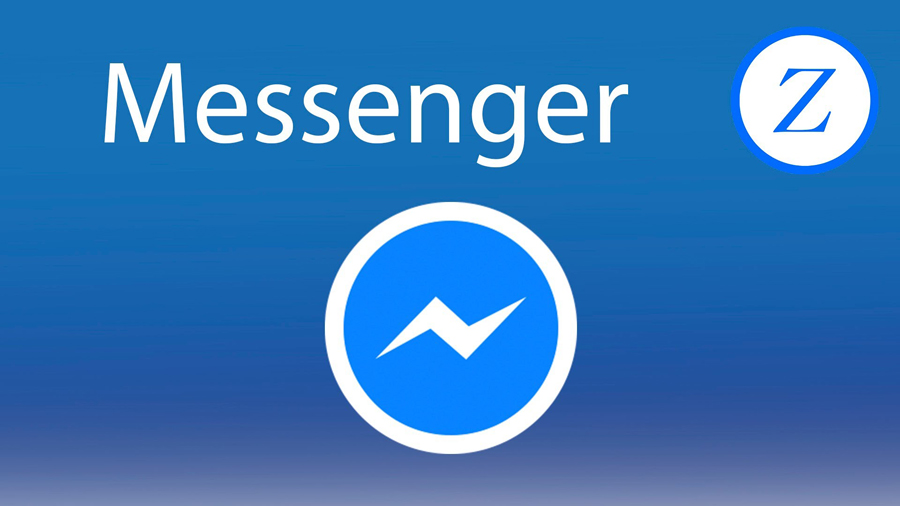 Сайт Facebook Messenger