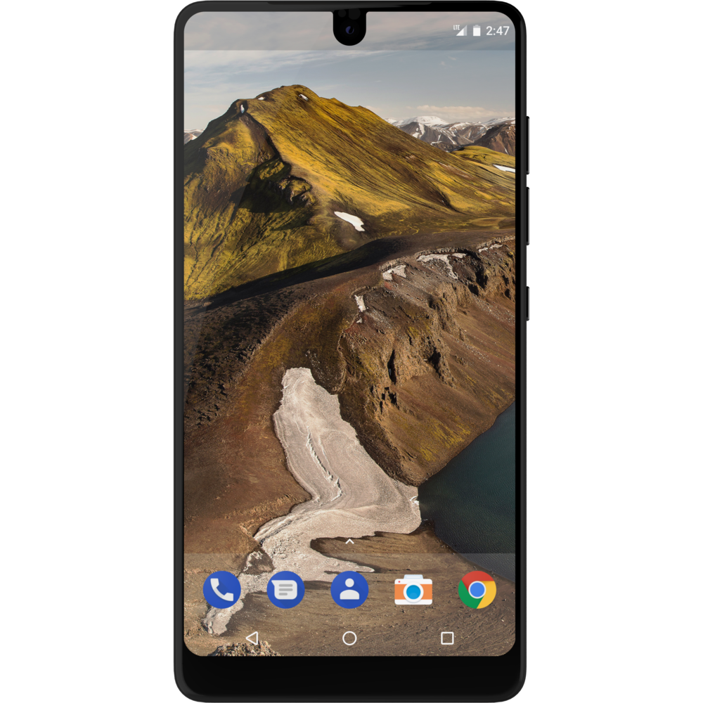 Essential Phone чистый Android