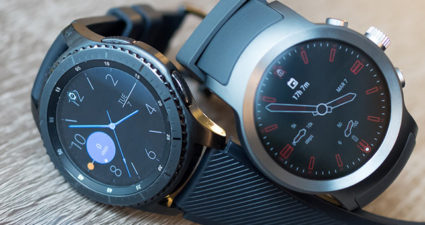 Tizen OS стала популярнее Android Wear